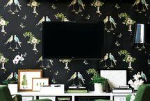 Inspiration TV in decor