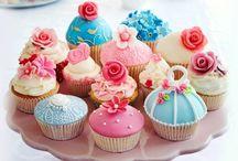 SugarPaste Cupcake