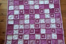 Own crafts - mainly crochet projects