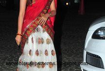 Half saree/ Lengha