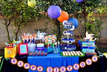 Phineas and Ferb Birthday Party / by Kelly Mullarkey Gabriel