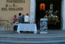 Virgen del Carmen 2013 / Imágenes de nuestra fiesta de la Virgen del Carmen, el 16 de julio