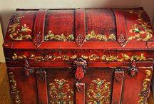 Reconditionare mobilier vechi