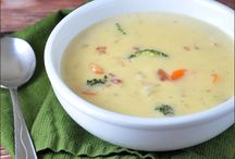 Soups an broths all things warm for winter
