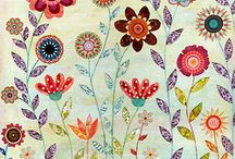 Embroidery / by Pretty Bobbins Quilting