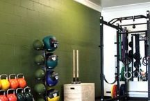 20 Home Workout Room Gym Design Ideas / 20 Home Workout Room Gym Design Ideas