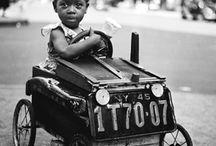 Foto dzieci z autami