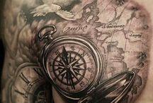 Klok tattoo