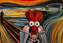 The Scream (Variations)