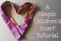 tutorial - scarves