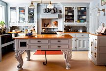 Room inspirations:  kitchen / by Shirley