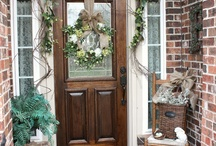 Front porch / by Lisa Muenstermann