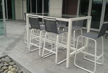 Wharf 7 contemporary outdoor furniture / Outdoor furniture