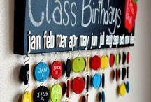 Classroom ideas / Classroom ideas