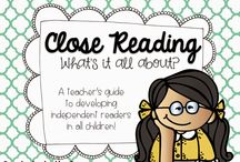 Close Reading/Annotating