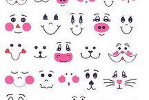 gezichtjes