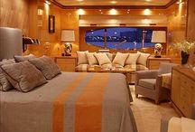 Super Yacht ship