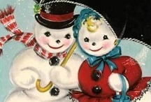 Frosty and Friends! / by Dixie Cochran