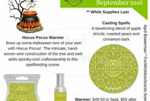 Scentsy Scent & Warmer of the Month / All Graphics in this Album I created myself & have my Watermark on them.  Scentsy Consultants, please don't share my graphics as if they are yours.  Instead, use them for Inspiration to make your own.  Thanks.
