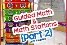 Guided Math/RtI / by Stephanie Clevenger
