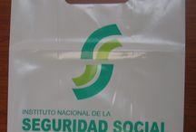BOLSAS DE PAPEL, TELA, PLÁSTICO Y NON-WOVEN / BOLSAS DE DIFERENTES MATERIALES