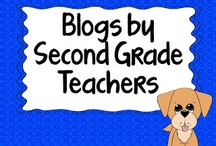 Second Grade Blogs / by Katie Beebe