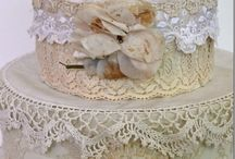 SHABBY CHIC & VINTAGE STYLE CRAFTS