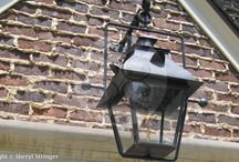 The Birmingham Natural Gas Light / The Birmingham Gas Light by Sheryl Stringer is available as a hanging gas lantern, a pole mounted gas lamp or a wall mounted gas light.  www.gaslanternsandlights.com  713-626-4001
