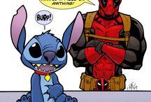 comics / My Favorites