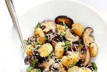 Pasta/Gnocchi Recipes