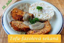 Tofu,soja,šmakoun