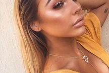 Make up & Hair / MUA, different make up looks and ideas, Hairstyles, Inspo