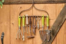 GARDEN Tools ❤ / Garden tool tips, recommendations, care, repurosing, upcycling, reuses, and favourites from the past. / by Melissa @EmpressOfDirt.net  ❤