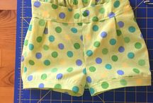 Sewing for Boys : Fluff Butt Friendly!