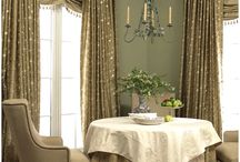Window Treatments and Textiles / by Lindsay M
