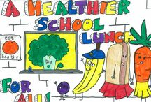 Healthy Lunch for a Healthier Me! Kids Art Contest / Inspiration for your Healthy Lunch for a Healthier Me! Art Contest submissions.  View all entries by liking Preferred Meals on Facebook  https://www.facebook.com/PreferredMealSystems  For official rules and entry form: http://www.preferredmeals.com/kids