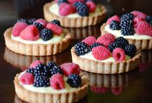 Pastry madness....anything with a crust / Scones, tarts & all types of pie
