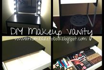makup table
