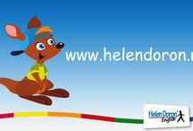 www.helendoron.ro / Suntem încântați să vă prezentăm noua față a site-ului nostru, un site fresh, vesel, menit să vă țină la curent cu noutățile din centrele Helen Doron English și să faciliteze accesul la informație. Vă invităm să-l descoperiți, să ne împărtășiți părerile dumneavoastră!