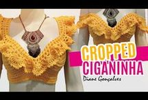 cropped croche 2018