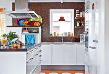 downstairs color scheme / by Sara Petyk