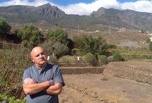Chris Higgitt in Spain / Even the best of us need a rest
