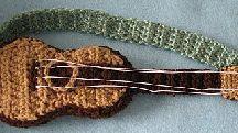 amigurumi strumenti musicali