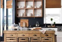 AA KITCHEN ISLANDS / by Patti Hanza