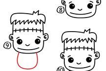 Dibujos rápidos y sencillos