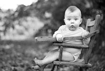 ideas for baby photos / by Jessica Donoghue
