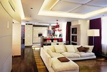 DESIGN KITCHEN-LIVING ROOM - COMFORTABLE AND MODERN / DESIGN KITCHEN-LIVING ROOM - COMFORTABLE AND MODERN