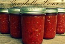 canning/preserving recipes