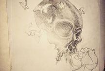 Sketch/hecho por mi