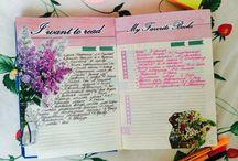 My planner | Мой ежедневник